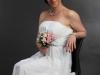Bride - sitting