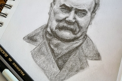 Great-grandfather-quigley-pencil-portrait-Feb-2021