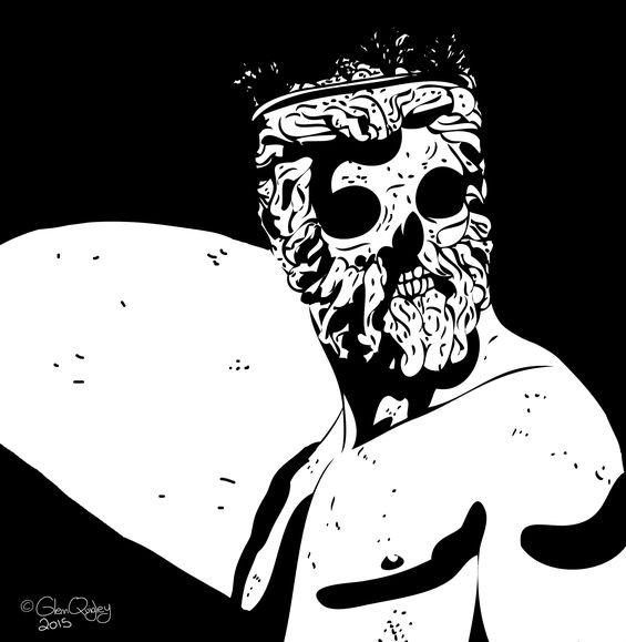 Dead Poseidon - web