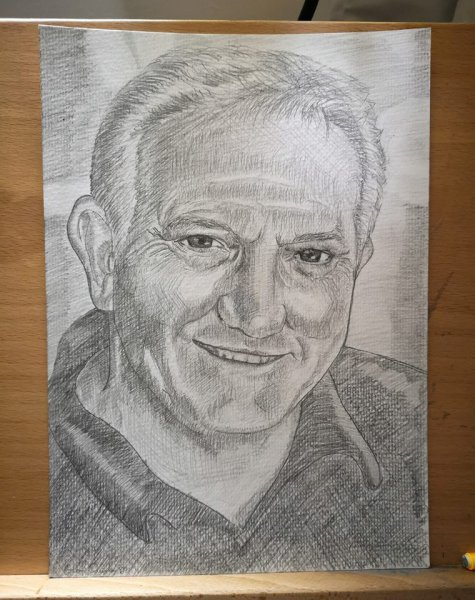 Graham Cole pencil drawing final