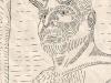 Demon Daddy - Woodcut - Glenn Quigley