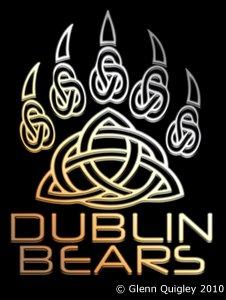 Dublin Bears logo