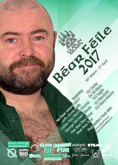 Béar Féile 2017 poster