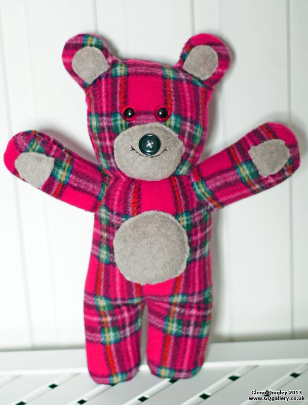 Tartan Bear 1 web