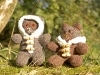 Winter hood bears 4 crop