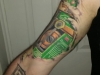 Alan Cudden arm tattoo 2014 (2)