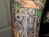 Alan Cudden arm tattoo 2014 (3)