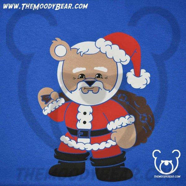 Santa Bear by Glenn Quigley