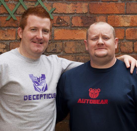 Decepticub and Autobear