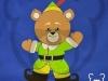Elf bear by Glenn Quigley