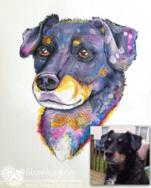 Nikki dog watercolour web 1