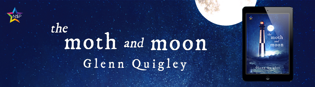 The Moth & Moon by Glenn Quigley