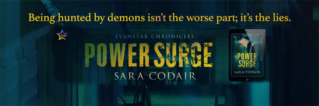 Power Surge by Sara Codair