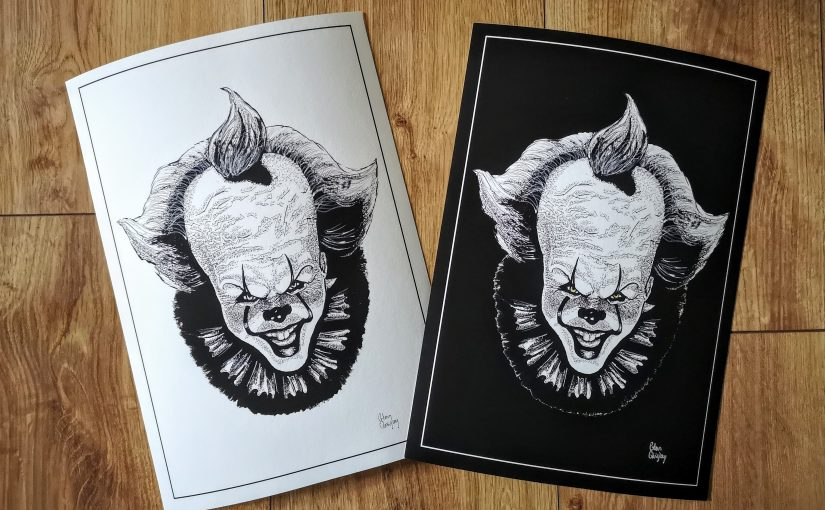 Pennywise Prints